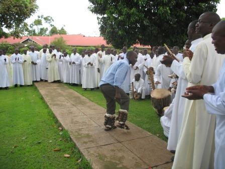 Support the Training of Seminarians in Uganda