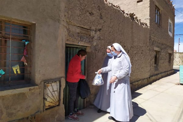 Help Support Religious Sisters in Bolivia